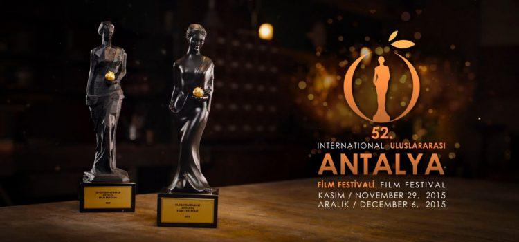 Golden Orange ⁄⁄ 52nd International Antalya Film Festival
