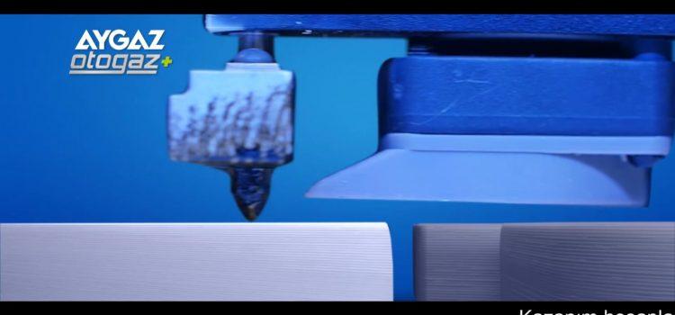 Aygaz Otogaz // 3D Printer & Hamster