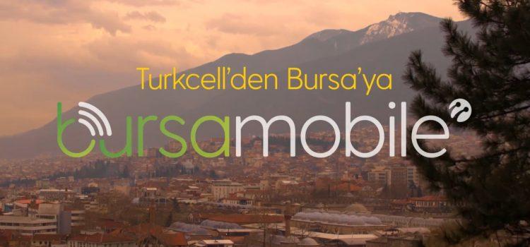Turkcell // Bursa Mobile