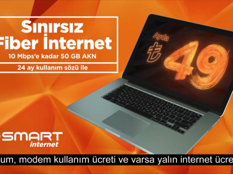 DSMART // Fiber Internet
