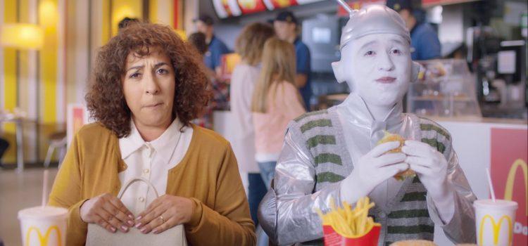 McDonald's // Böyle Kampanya Galakside Yok