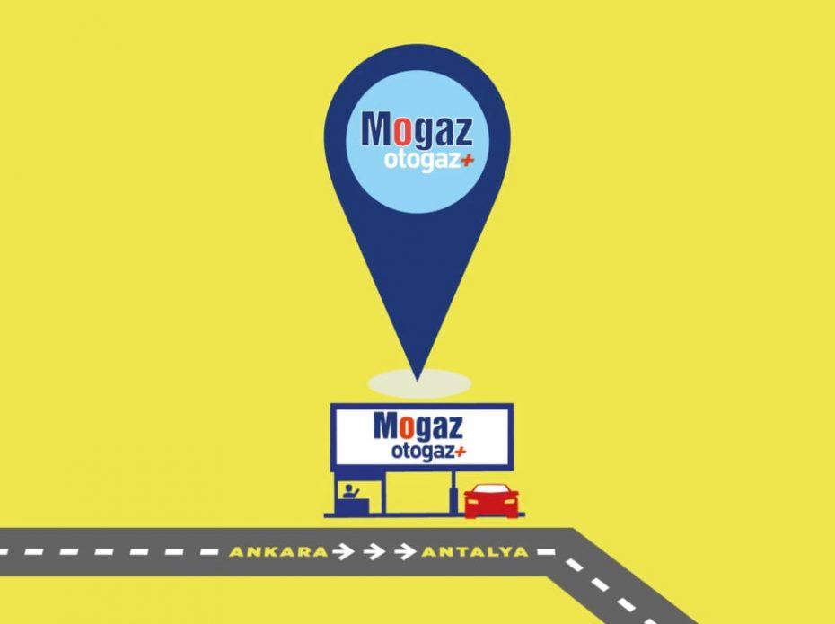 Mogaz // Mogaz'lı yol tarifi