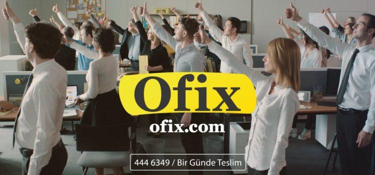 Ofix // Dev Hizmet