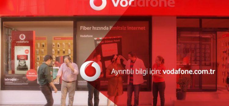 Vodafone // Esnafımız Yarına Hazır