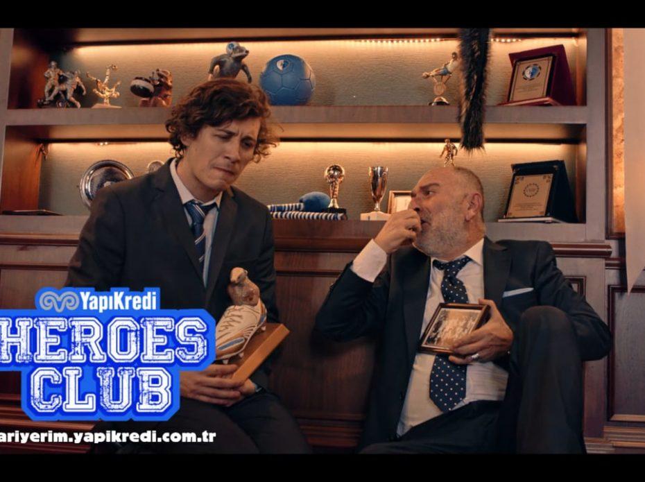 Yapı Kredi Heroes Club