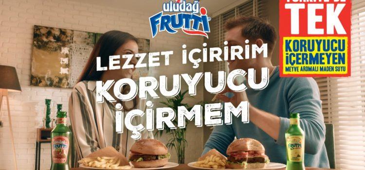 ULUDAĞ FRUTTİ – LEZZET İÇİRİRİM KORUYUCU İÇİRMEM // Hamburger
