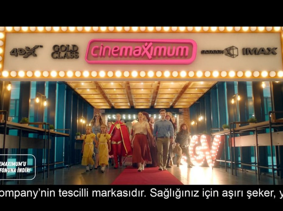 Cinemaximum – CGV Cinema Club // Avantajları Cebinden Çıkar