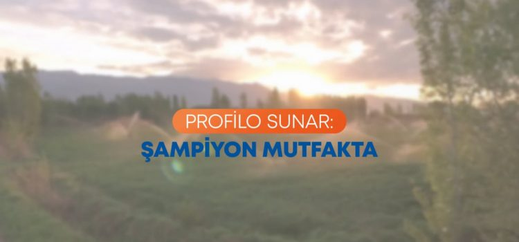 Profilo // Şampiyon Mutfakta