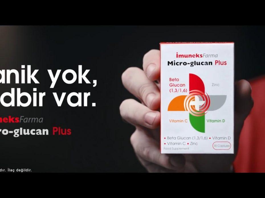 Imuneks Farma // Panik Yok, Tedbir Var