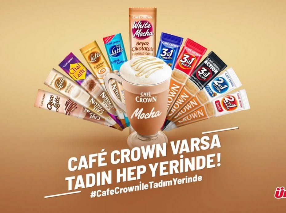 Cafe Crown ile Tadım Yerinde